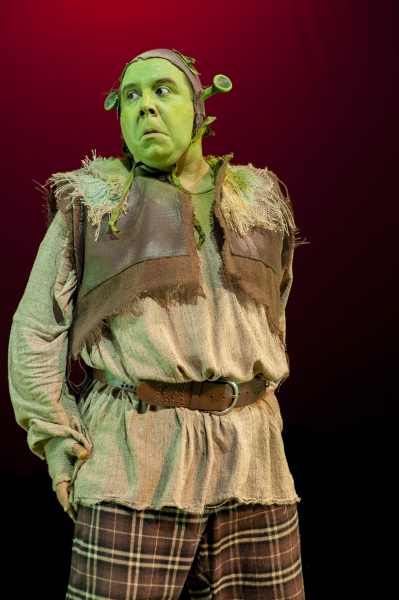 Photo Flash: Inside Look at Berkeley Playhouse's SHREK THE MUSICAL