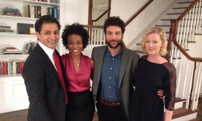 Twitter Watch: Josh Radnor Preps for Broadway-Bound DISGRACED!