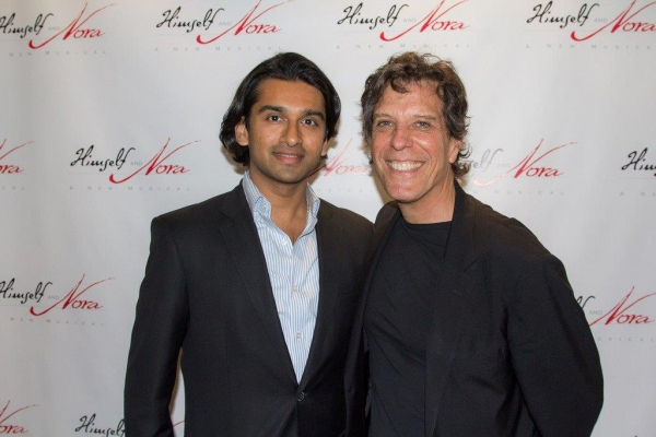 Producer Ronak Shah and Jonathan Brielle