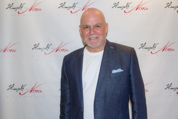 Photo Flash: Matt Bogart, Jessica Burrows, David Arthur, Jonathan Brielle and More at Release Party for HIMSELF AND NORA Cast Recording