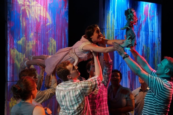 Photo Flash: Final Performance of WOMAN AT THE FUNERALS is This Sunday, 6/29