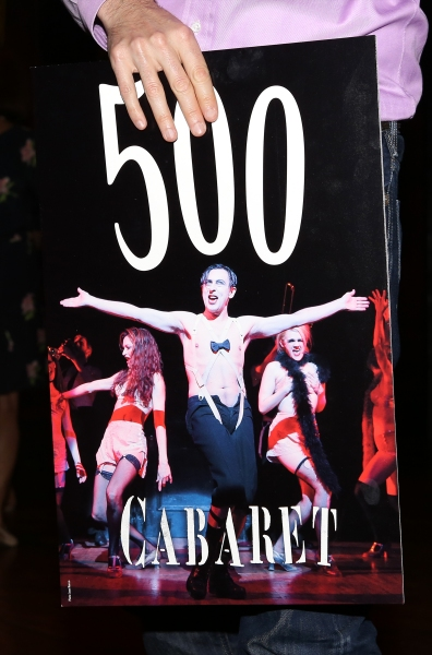 Photo Coverage: Alan Cumming Celebrates 500 1/2 Performances in CABARET