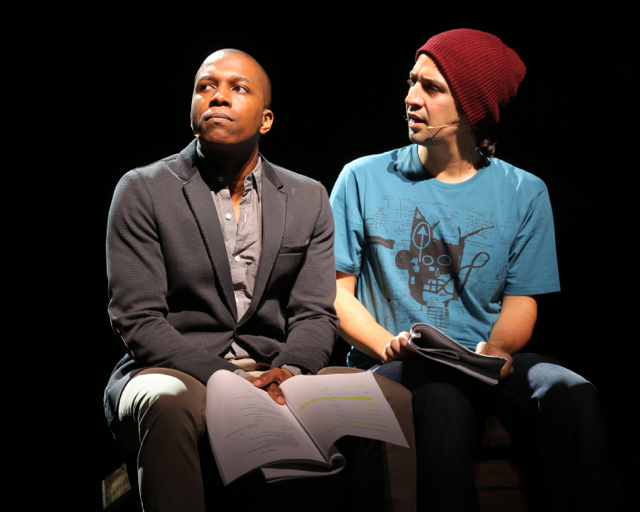 BWW REVIEW:  Larson's TICK, TICK... BOOM! Is Too Good For Obscurity