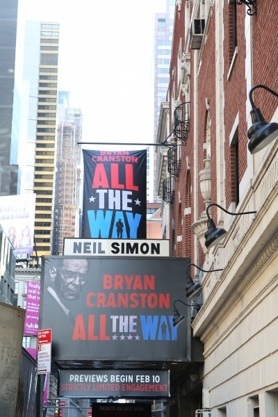 BWW Flashback: ALL THE WAY Closes on Broadway Today