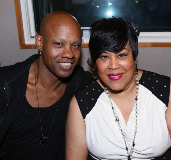 Kevin Aviance and Martha Wash