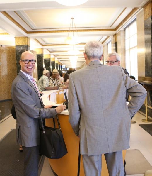 David Gersten and Richard Ridge