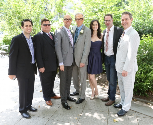 Robert Diamond, David Gersten, Richard Ridge, Preston Ridge, Jennifer Diamond, Ryan Spahn