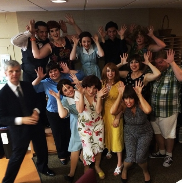 Photo Flash: Saturday Intermission Pics, Part 2 - 6/28 - Pride Celebrations Continue, and More!