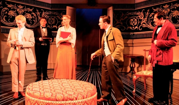 Photo Flash: More Photos from Bay Street Theater's TRAVESTIES Released, Now Through 7/20