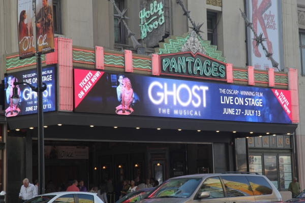 Photo Flash: Opening Night of GHOST THE MUSICAL at Pantages Theatre