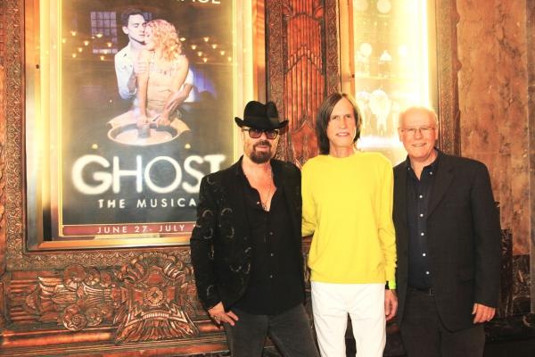 Glen Ballard, Bruce Joel Rubin, Dave Stewart