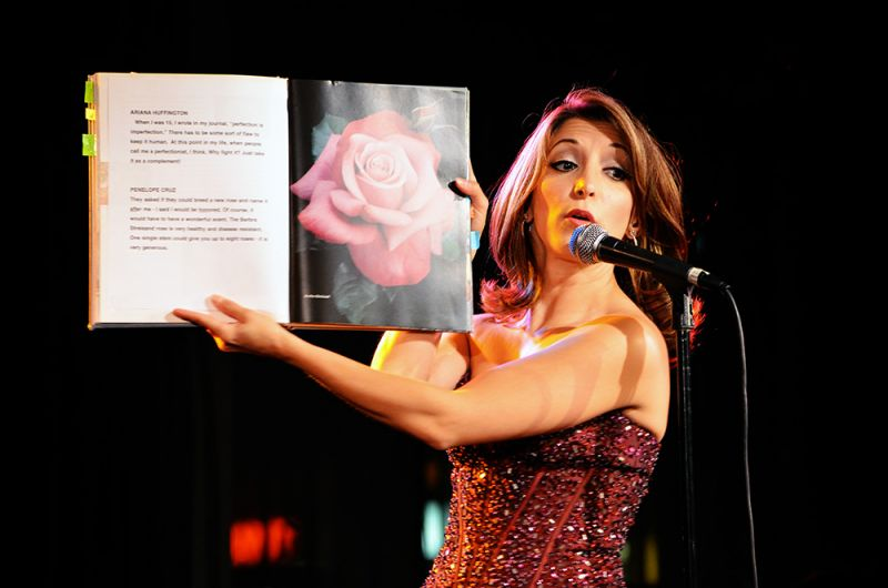 BWW Reviews: Incredible Diva Moments with Christina Bianco at Rockwell