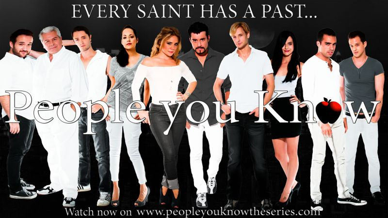 New Gay Series PEOPLE YOU KNOW Launches Season One; Watch First Episode!