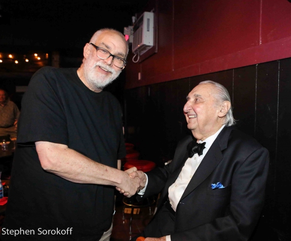 Photo Coverage: Fyvush Finkel Plays MR. FINN'S CABARET at Barrington Stage Company
