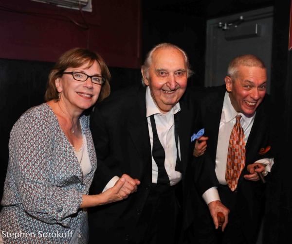 Juianne Boyd, Artistic Director, Fyvysh Finkel, Ian Finkel