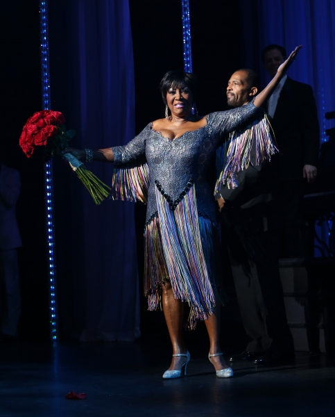 Patti Labelle and Daryl Waters