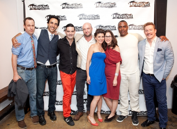 Stephen Belber, Amir Arison, Mather Zickel, Matthew Maher, Jeanine Serrales, Anne Kauffman, Samuel Ray Gates, Bill Dawes