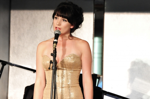 Photo Flash: Danielle Hope Makes Solo Cabaret Debut at Delfont Room!