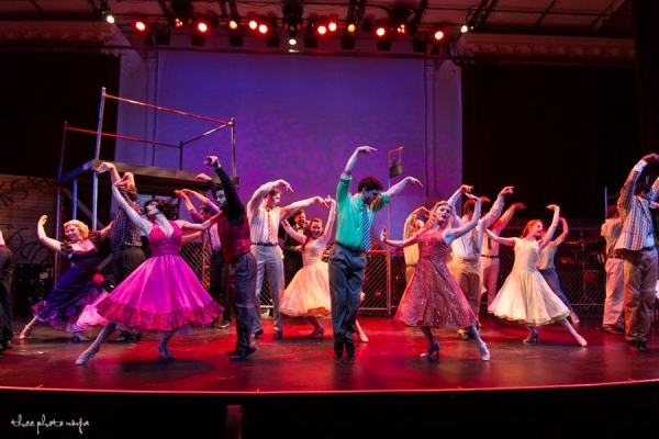 Photo Flash: St. Petersburg Opera Presents WEST SIDE STORY, Now Through 7/6