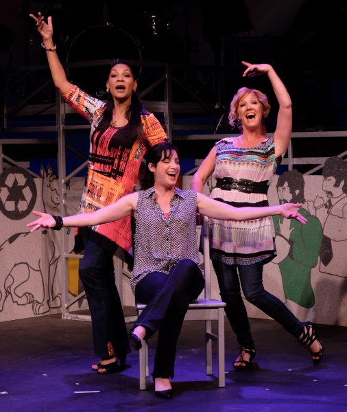 Photo Flash: Lamb's Players Theatre Presents BOOMERS, Now Through 8/31