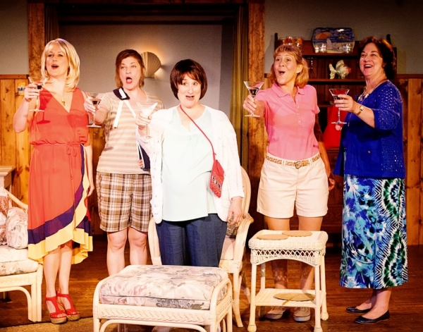 Georgia Rogers Farmer as Lexie, Jennifer Frank as Verandette, Jacqueline Jones as Jeri Neal, Joy Williams as Sheree, Jody Strickler as Dinah