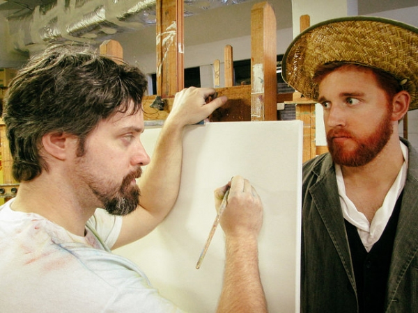 Photo Flash: Jobsite Concludes Record-Setting Season with INVENTING VAN GOGH, 7/9-8/3