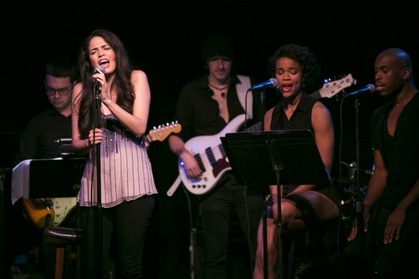 Photo Coverage: Arielle Jacobs Brings BACK TO FREE to The Triad!