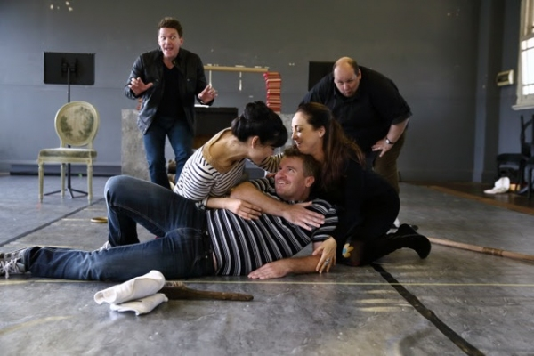 Photo Flash: First Look at Rehearsals of Pinchgut Opera's Production of THE CHIMNEY SWEEP