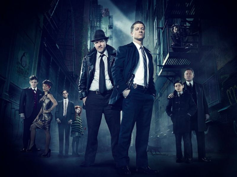 World Premiere of GOTHAM & More Set for WBTV/DC ENTERTAINMENT SATURDAY NIGHT