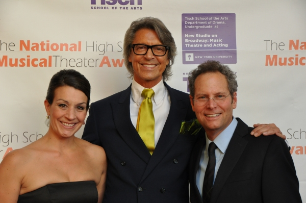 Keisha Lalama Tommy Tune and Van Kaplan