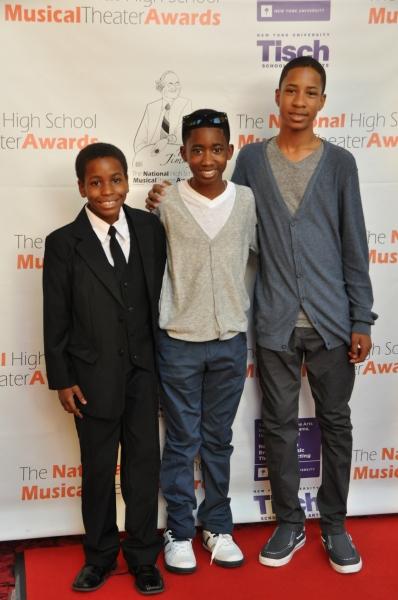 From Mowtown the Musical-Raymond Luke, Jr., Dameontae Luke and Nathaniel Xavier Cullors