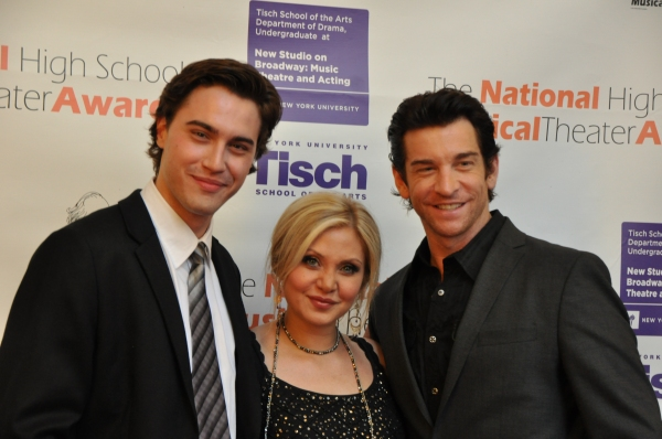 Ryan McCartan, Orfeh and Andy Karl