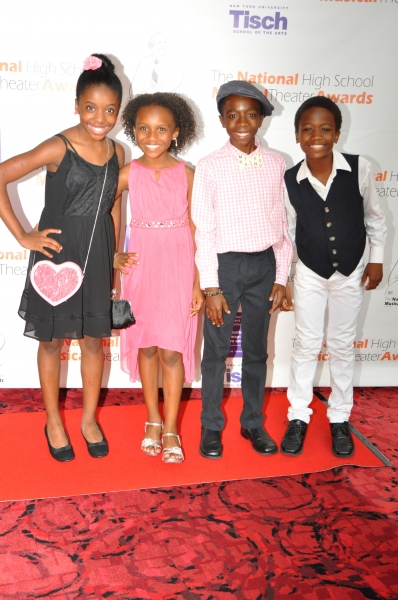 From The Lion Kind-Teshi Thomas, Kaci Walfall, Caleb McLaughlin and Cole Bullock