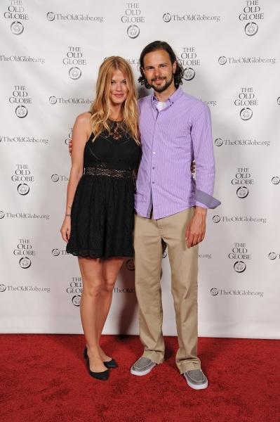 Cast member Jonny Orsini and Marie McAdams