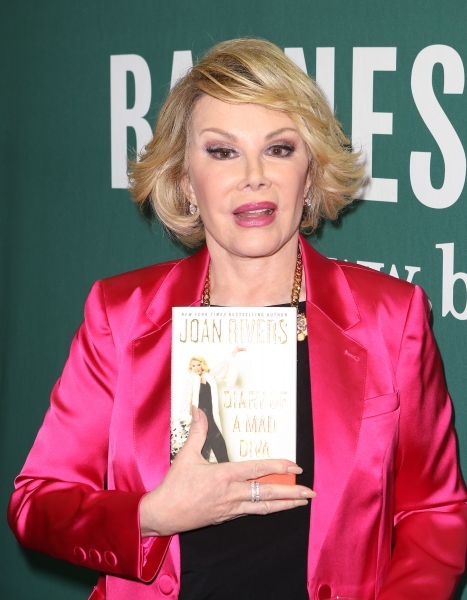 visits Barnes & Noble Union Square to promote her latest book, ÒDiary of a Mad DivaÓ  on June 30, 2014 in New York City.