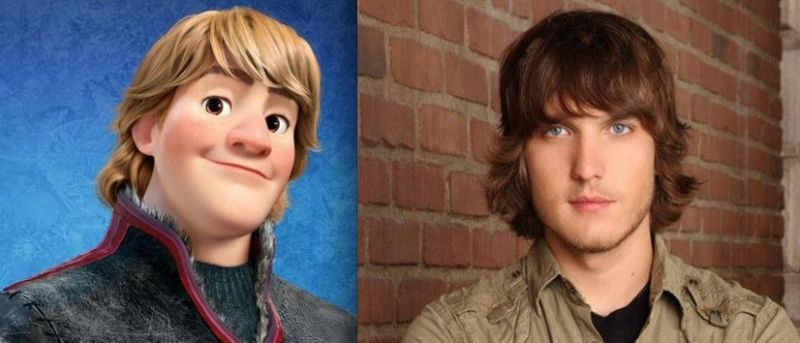 Casting Revealed for FROZEN's Anna, Kristoff on ABC's 'Once Upon a Time'!