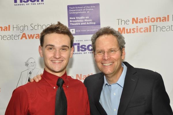 Matthew Richard and Van Kaplan Photo