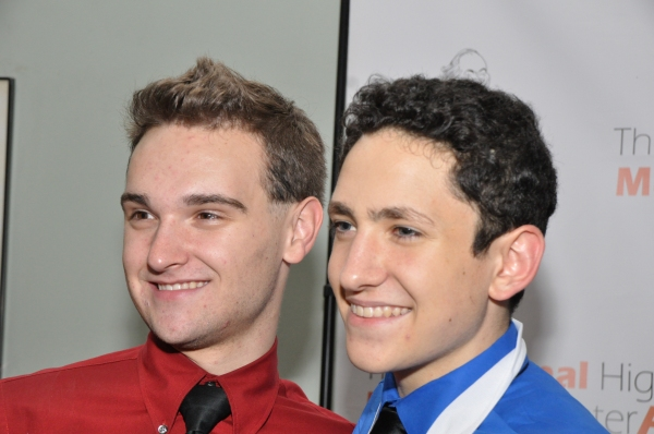 Matthew Richards and Jonah Rawitz Photo