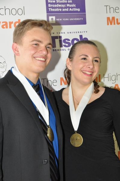 Steven Telsey and Sarah Liddy