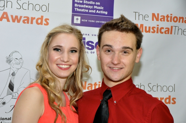 Brooke Solan and Matthew Richards Photo