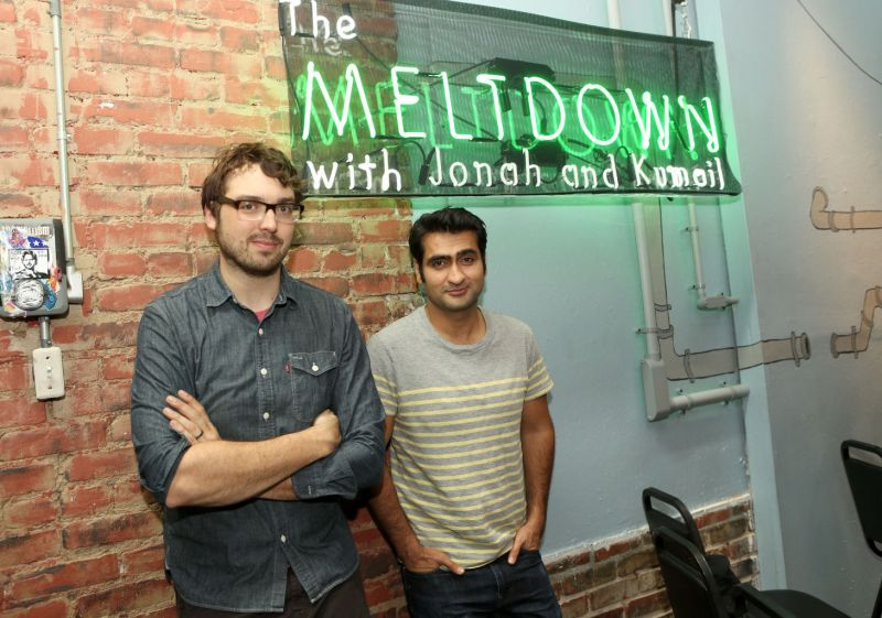 Comedy Central to Premiere New Series THE MELTDOWN WITH JONAH AND KUMAIL, 7/23