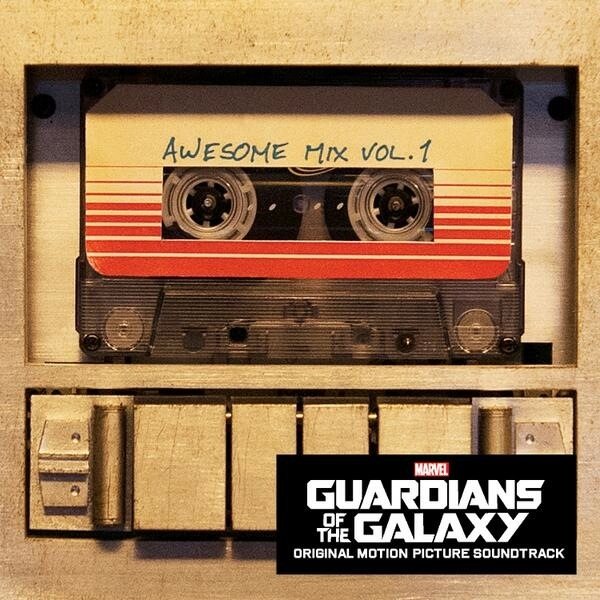 Photo Flash: New International Poster, Soundtrack Cover Art for GUARDIANS OF THE GALAXY