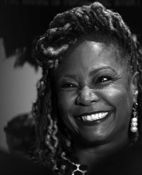Tonya Pinkins photographed on June 19, 2014 at Gotham Hall in New York City.