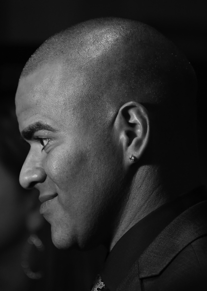 Christopher Jackson photographed on June 19, 2014 at Gotham Hall in New York City.