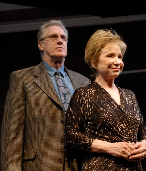 Paul O'Brien (Nathan) and Debra Jo Rupp (Lilian)