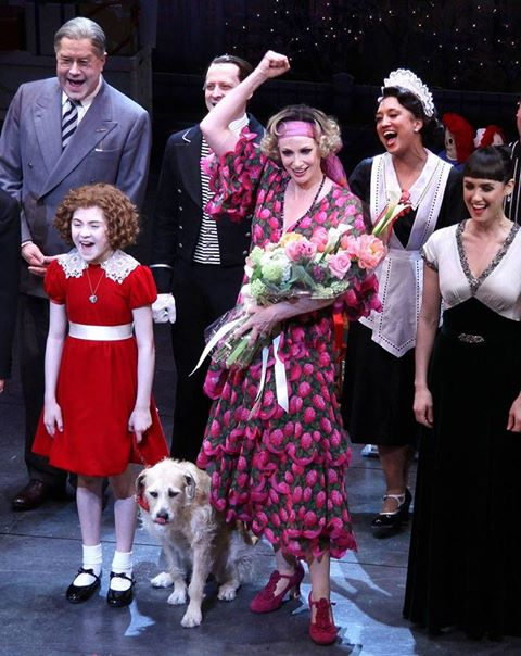 InDepth InterView: Martin Charnin Talks New ANNIE Movie & National Tour, Plus ANNIE WARBUCKS Broadway Plans, Vivid Mary Rodgers Memories & More