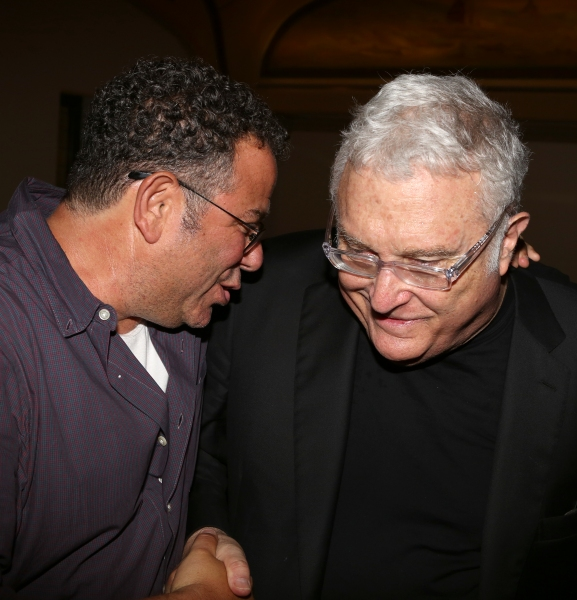Michael Greif and Randy Newman