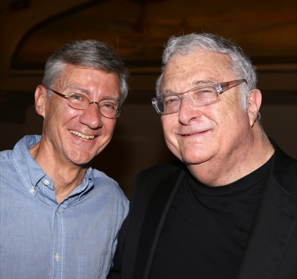 Photo Coverage: Inside the After Party for Encores! FAUST with Randy Newman & More!
