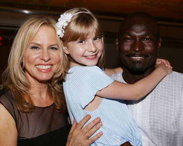 Vonda Shepard, Brooklyn Shuck and Isaiah Johnson  Photo