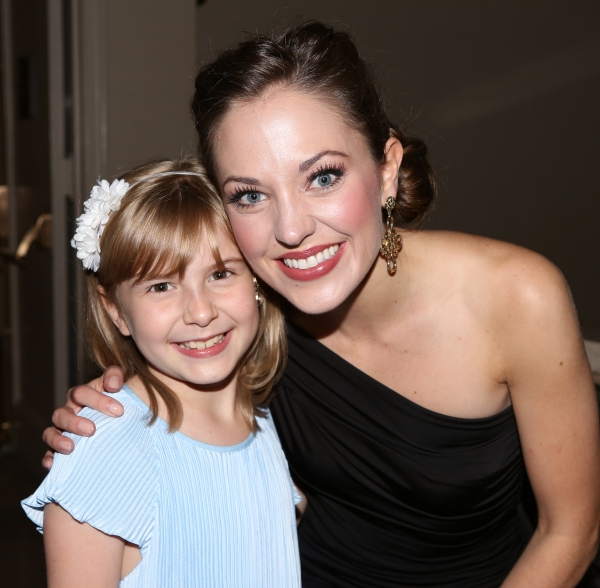 Brooklyn Shuck and Laura Osnes